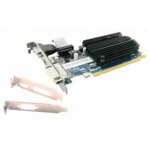 Видео карта Sapphire HD6450 1G DDR3 PCI-E HDMI / DVI-D / VGA (ROHS) Bulk, с low profile планка