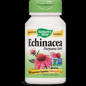 Ехинацея (билка) 400 mg х 100 капс.