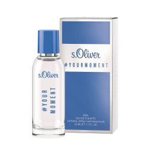 s.Oliver Your Moment  Man Тоалетна вода за мъже 50 ml