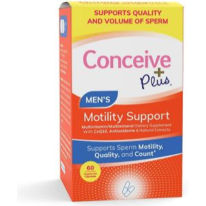 Conceive Plus Motility Support  за мъже 60 Капсули