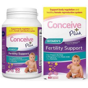 Фертилни витамини за жени Консийв плюс / Conceive plus 60 бр.