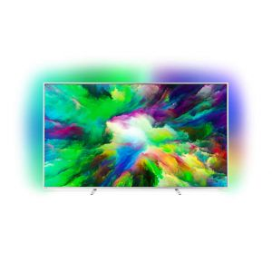 "Philips 75"" UHD, DVB-T2/C/S2, Android TV,"
