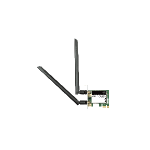 Wireless AC1200 DualBand PCIe Adapter