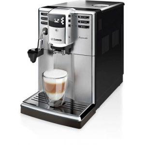Philips Автоматична еспресо машина Saeco Incanto, Автоматична приставка за разпенване на млякото, Неръждаема стомана