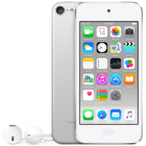 Apple iPod touch 32GB Silver