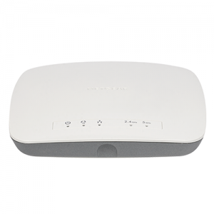 Аксес пойнт, Netgear WAC720, ProSafe Dual Band AC1200 (300 + 867Mbps) Access Point, 2 reverse SMA antenna connectors