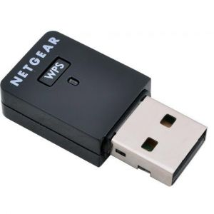 Адаптер Netgear WNA3100M, N300 WiFi USB mini