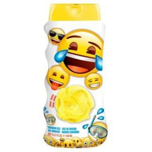 Emoji Shower Gel 450 ml + Sponge	Душ гел с гъба	450 мл.