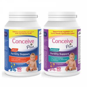 Комплект фертилни витамини Консийв плюс, за жената и за мъжа