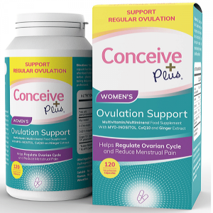 Conceive Plus Овулация и СПКЯ, 120 капс. (Myo Inositol)