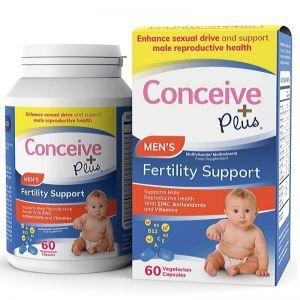 Conceive plus / Консийв плюс фертилни витамини за мъже  60 бр.