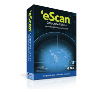 eScan Corporate Edition 20-25 users /