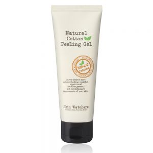 "ПИЛИНГ ГЕЛ ЗА ЛИЦЕ ""SKIN WATCHERS"" NATURAL COTTON PEELING GEL 100 ML"