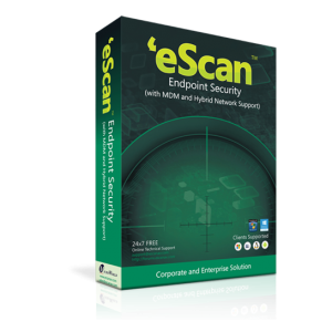 eScan End Point Security Hybrid 10-19