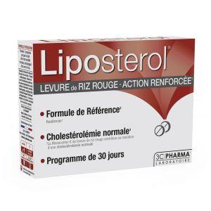 ЛИПОСТЕРОЛ30 таблетки за понижаване на холестерола