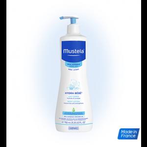 Mustela Hydra Bébé® Лосион за тяло 300 ml