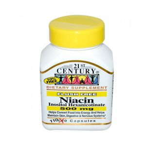 Niacin Inositol Hexanicotinate 500 мг