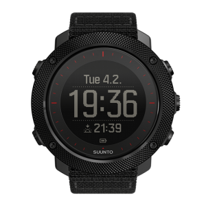 Suunto Traverse Alpha Black Red