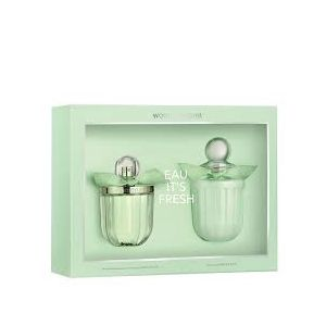 WS EAU IT'S FRESH Gift Set EDT 100 ml + Body Lotion 200 ml