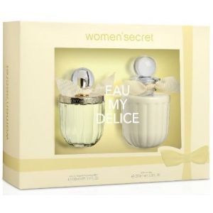 WS EAU MY DELICE Gift Set EDT 100 ml + Body Lotion 200 ml
